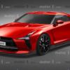 【レンダリング】日産・次期「GT-R」はこうなる?明らかにイタルデザインの流用で手抜