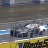 レクサス新型「LC F」の市販化を想定したレーシングモデル?V8ツインターボエンジン搭