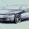 フルモデルチェンジ版・フォルクスワーゲン新型「ゴルフ8ワゴン」が登場する?との噂