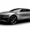アウディの新型SUV「Q4」のレンダリングが公開に。これはもはやクーペ&クロスオーバ
