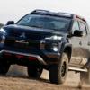 三菱がアメリカ市場に向けてピックアップトラックのシェアを拡大計画中。「トライトン