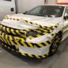 中国にて、マイナーチェンジ版・ホンダ新型「シビック」の開発車両が登場。かなり荒々