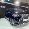【価格は約1,380万円から】レクサス新型「LM300h」が台北モーターショーにてデビュー