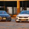 禁断の組合わせ。BMW「4シリーズ」&韓国・起亜「スティンガー」を比較してみた