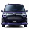 【価格は155.7万円から】マイナーチェンジ版・トヨタ新型ルーミー発売!タンク廃止で