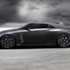 イタルデザインと共同開発の日産「GT-R 50 by Italdesign」が、モントレーにて初の日