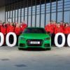 アウディ・現行「TT」が50万台を突破。3世代に渡ると累計100万台突破に