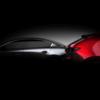 マツダ・新型「アクセラ/マツダ3」のティーザー画像公開。11月末にLAオートショーに