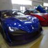 過激カスタムのスバル「WRX STI」やマクラーレン・セナ風のトヨタ「86」、フェラーリ