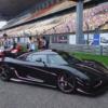 「ラ・フェラーリ」が普通に…薄ピンクのケーニグセグ「One:1」が中国にて登場