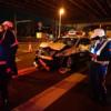 一体どうした日本警察?北海道・新道伏古にて、パトカーが乗用車に追突する事故が発生