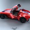ジャナレリーが軽量スポーツカー「デザイン1」のオプションを公開。カーボンを多用か