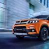 スズキの大人気モデル「ビターラ・ブレッツァ」の最新ガソリンモデルが8月に発売予定