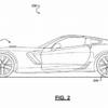 GMより今度はアクティブエアロに関する特許を出願。シボレー・次期「コルベットC8」に