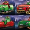 クリスマスといえばサンタとトナカイと…?ソリを日産GT-Rやテスラ・モデルS、レンジロ