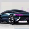 BMWの「ゼロ・エミッション」2040年モデルを予想したレンダリングが公開に。近未来的