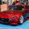 日本自動車大学校が製作したマツダ「RX-Vision Concept」風カスタムモデルが海外で話