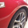 レクサス「CT200h F SPORT」自動車税納税完了。排気量2.0L以下のため39,500円也