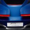 ピニンファリーナの最新EVハイパーカー「PF0」のリヤデザインが明らかに。リヤテール