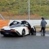 【世界最速の事故】日本で唯一納車されたマクラーレン・スピードテールが世界最速クラ