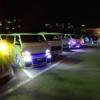 高速道路SA・PAの駐車マス不足。駐車マナー違反の他にオフ会で集まった車両も問題?【