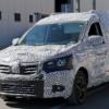 ルノー・新型「カングー(Kangoo)」の開発車両が登場!まさかのPHVもしくはフルエレク