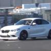 BMW「M2 CS」らしきモデルがニュルにてテスト走行。「M2」コンペティションよりも更に