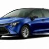 【価格は193.6万円から】一部改良版・トヨタ新型カローラ/カローラ・ツーリングが202