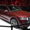 アウディが中国専売モデル「奥迪(アオディ)Q5L」を公開。ロングホイールベース&快適