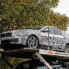 BMW・次期「1シリーズ・ハッチバック(F40)」の開発車両をキャッチ。競合モデルはAMG「