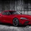 今度こそ本物?トヨタ・新型「スープラ」の公式画像がリーク。フロントとリヤデザイン