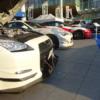 福井駅前メッセ2019に行ってきた!やはり日産「GT-R」の人気は圧倒的、レーシングカー
