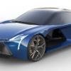 学生がデザインした次期レクサス・ボンドカーが世界初公開!ブリティッシュな雰囲気に