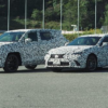 レクサスが突如として新世代EVコンセプトモデルの開発車両を公開!その名は「DIRECT4
