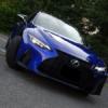 ビッグマイナーチェンジ版・レクサス新型IS300 F SPORT Mode Blackを久々に洗車!やは