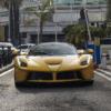 イエローカラーのラ・フェラーリ・アペルタ登場!フェラーリのイメージカラーはレッド