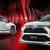 トヨタ新型RAV4 PHV専用エアロパーツが公開!モデリスタ仕様&20インチ大口径ホイール