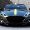 世界限定210台&トップスピード340km/h。アストンマーティン「ラピードAMR」が年内デ