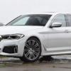 これが2021年モデル・BMW新型「5シリーズ」?新型「3シリーズ」ベースもキドニーグリ