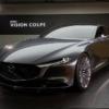 マツダ最新のラージプラットフォーム&直6モデルが搭載される「FRクーペ」の情報が一