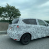 フルモデルチェンジ版・ホンダ新型「フィット4(FIT4)」の開発車両がまたまた登場。何