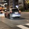 遂にウィンカーが光った!フルモデルチェンジ版・レクサス新型NXの開発車両を再びスパ