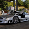 ドイツにて世界限定25台のメルセデスベンツAMG CLK GTRが目撃される。更に限定75台の