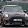 MINI(ミニ)新型「JCW GP(John Cooper Works GP)」の開発車両が登場。もはやレーシング