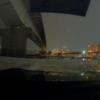これは酷い…雪に埋もれたアバルト124スパイダーを救助中、別の仲間が運転するたスズキ